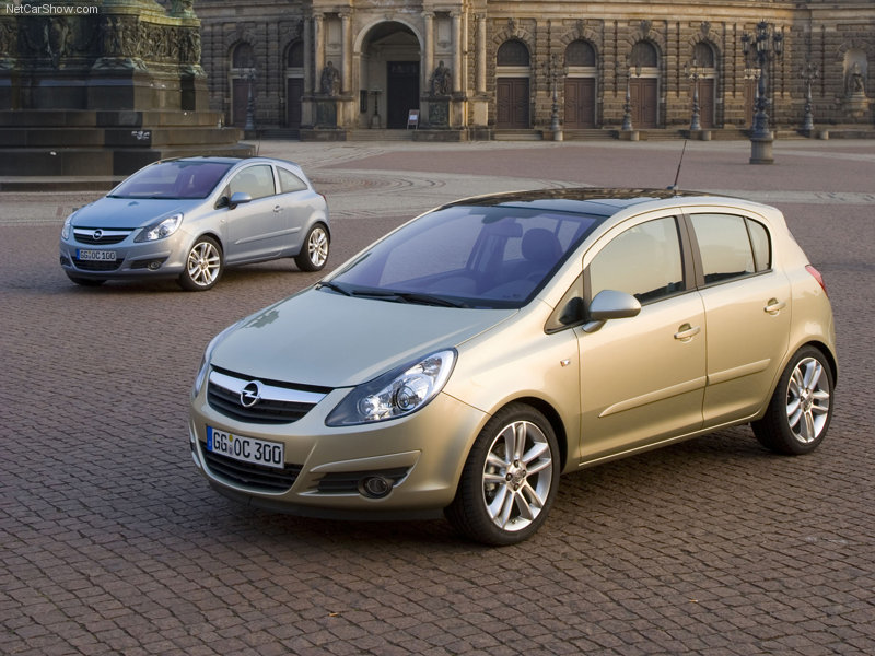 2007 opel corsa d opel corsa 5 door 2007 800x600. Black Bedroom Furniture Sets. Home Design Ideas