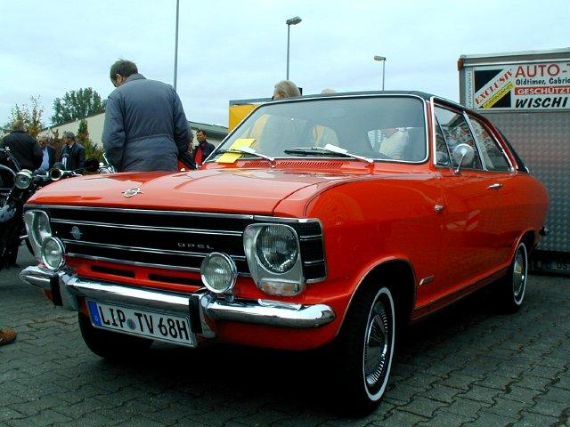 1968 Opel Olympia A