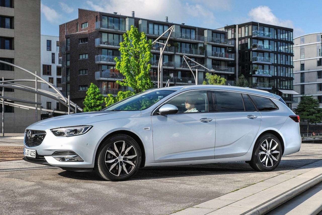2018 Opel Insignia Ii B Sports Tourer 1600 07