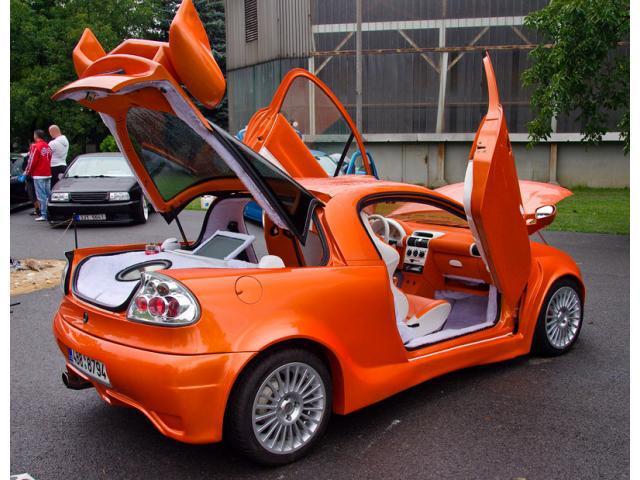 Opel Tigra Tigra 2