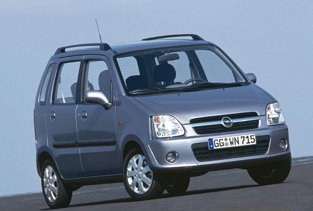 Opel Agila (2004)