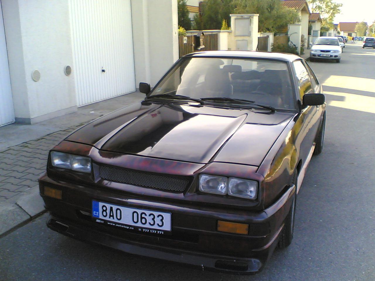 Car detail - Opel Manta B 1.9