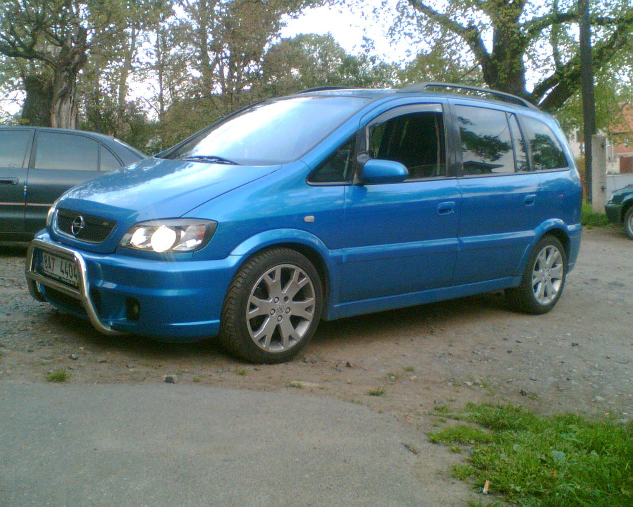 2003 opel zafira a generation 1 2 0 122 cui gasoline. Black Bedroom Furniture Sets. Home Design Ideas