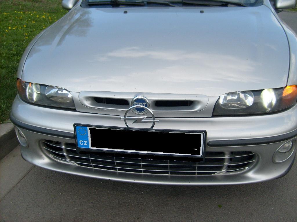 2002 Opel Astra - Fiat Marea Weekend 1.9JTD 110hp 81kW